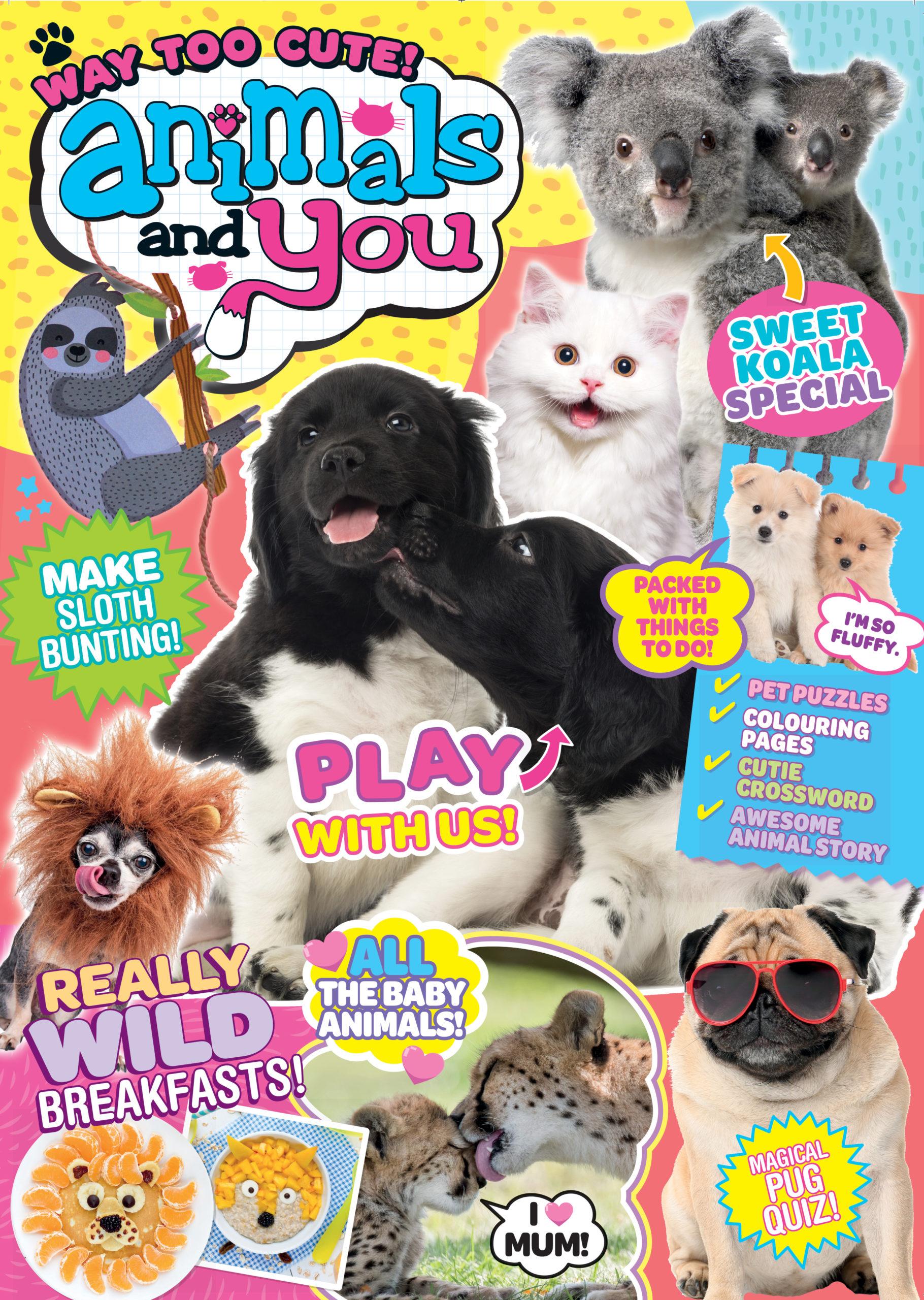 A&Y Magazine!