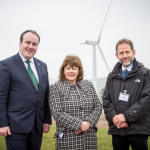 Community wind farm will use revenue to build 500 Scottish homes