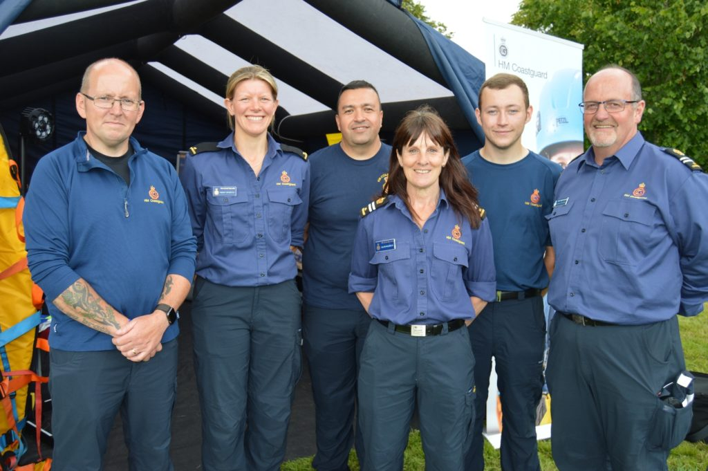 Inveraray Coastguard team were at the games. Station Officer Jillian McCreery said that the Inveraray team is full at the moment but Tarbert team is currently recruiting.  JS29INVGAMES16