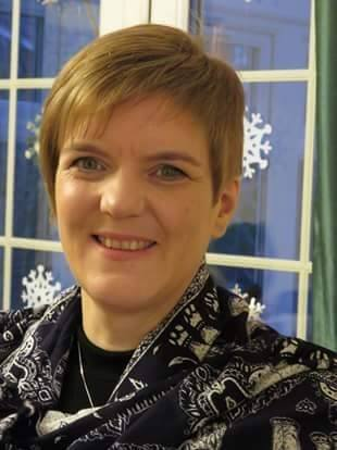 Karen McCurry, manager of the Multiple Sclerosis Centre Argyll in Lochgilphead:  'In 2020 I aim to take positive steps towards being the change I want to see in our society... and take more actual steps in the great outdoors with the aim of climbing Ben Lomond in the spring before I reach the Big 5-0.'