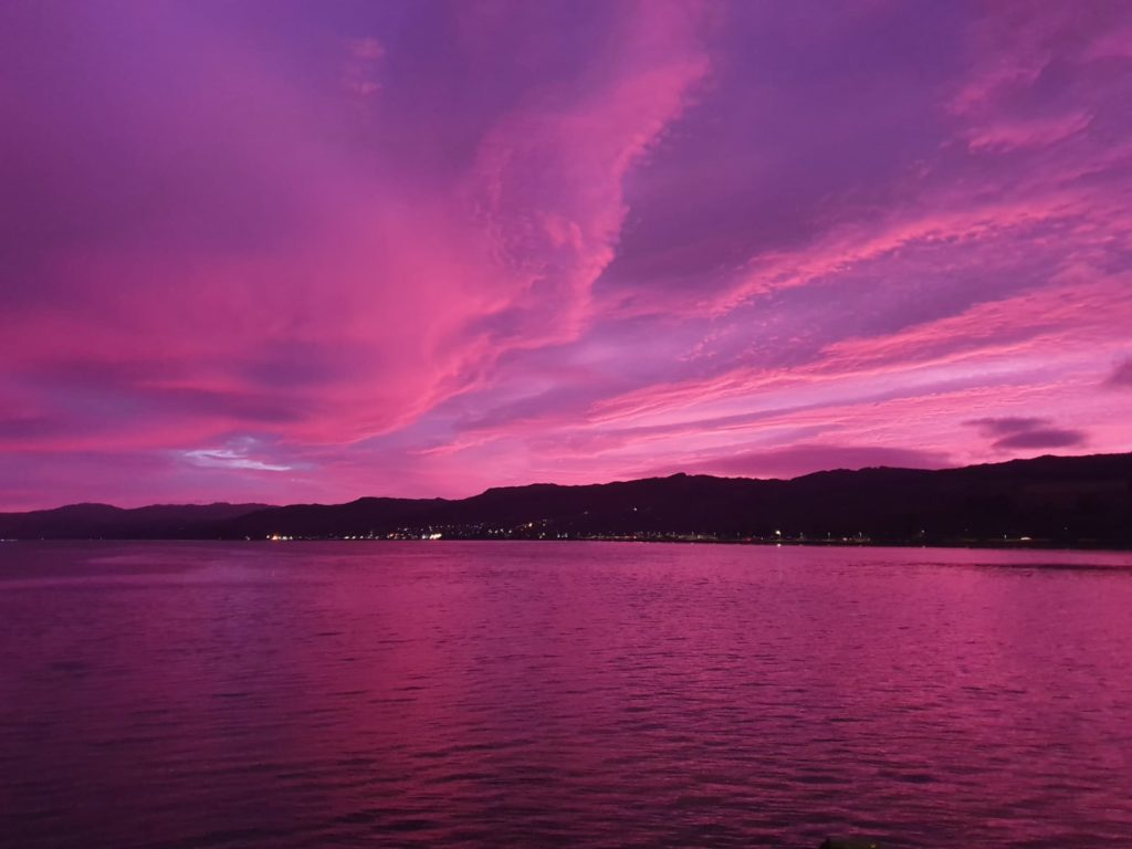 Another over Loch Gilp, taken by Iain Pate