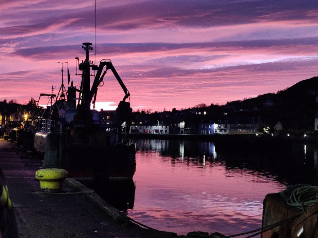Another from Shauna Brown, this time from Tarbert