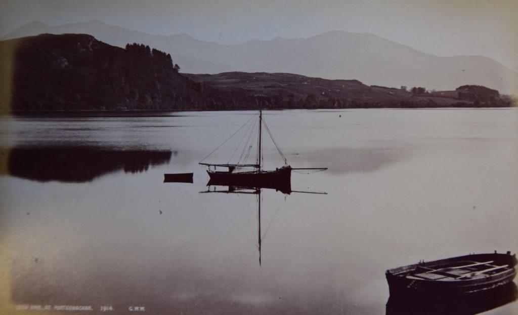 Loch Awe at Portsonachan