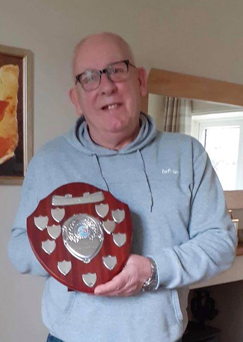 Christmas Shield winner Gordon Law