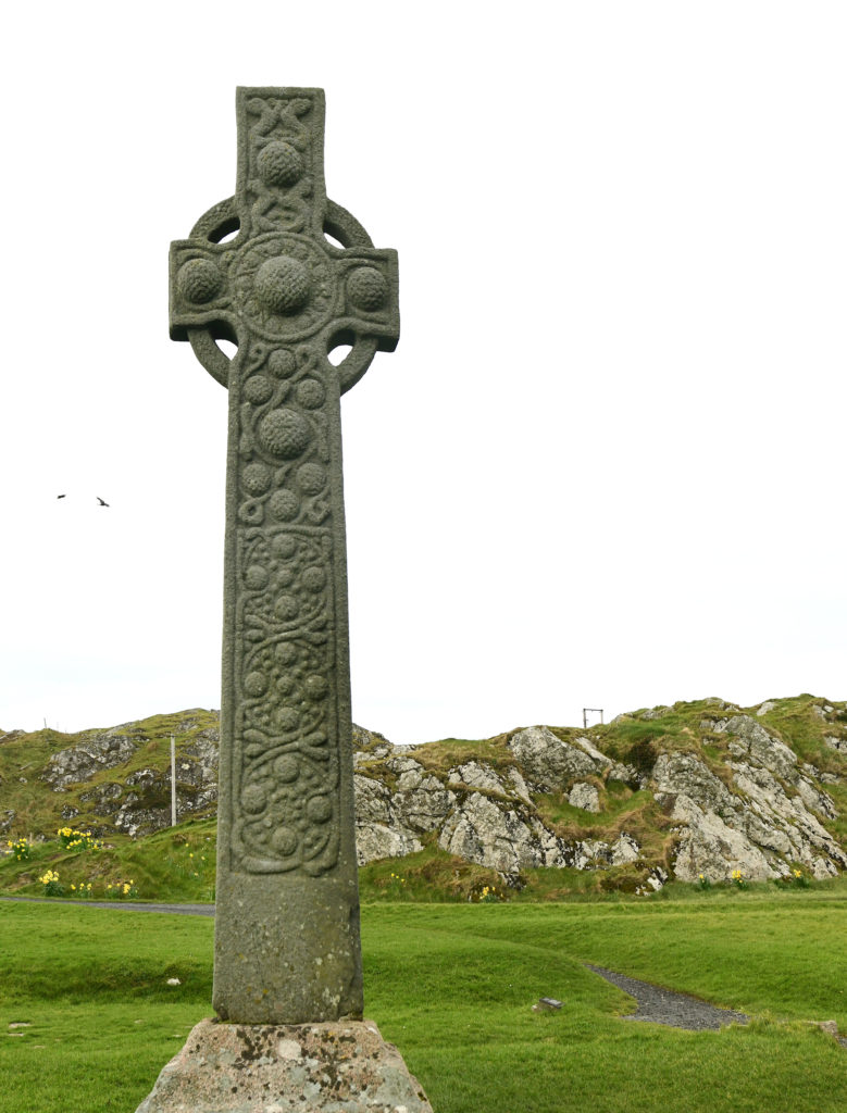 St Martin's Cross, Iona