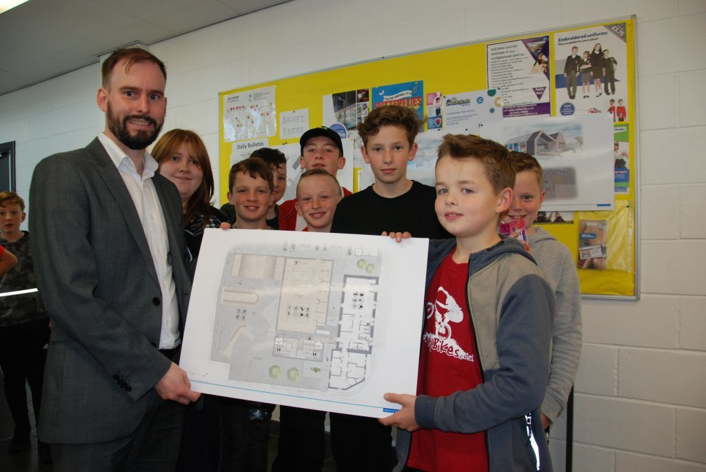 Lochgilphead youth vision takes shape