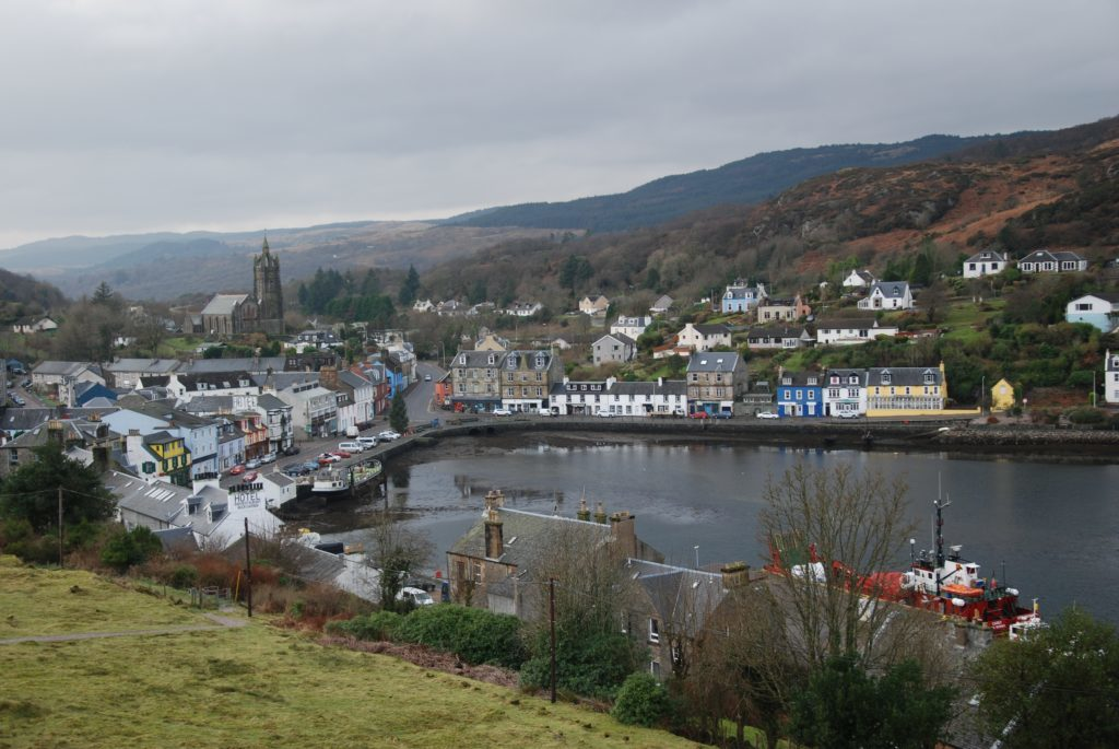 Multi-million sewer upgrade for Tarbert delayed