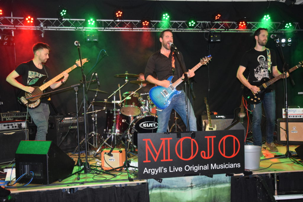 Keep the MOJO burning – Citizen 9