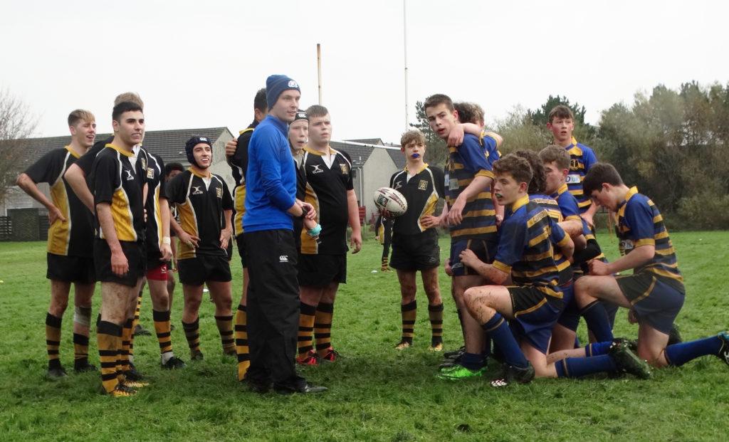 South Argyll Schools onto bowl semi final