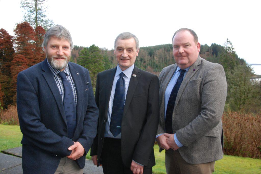Argyll farmers meet union vice president contenders