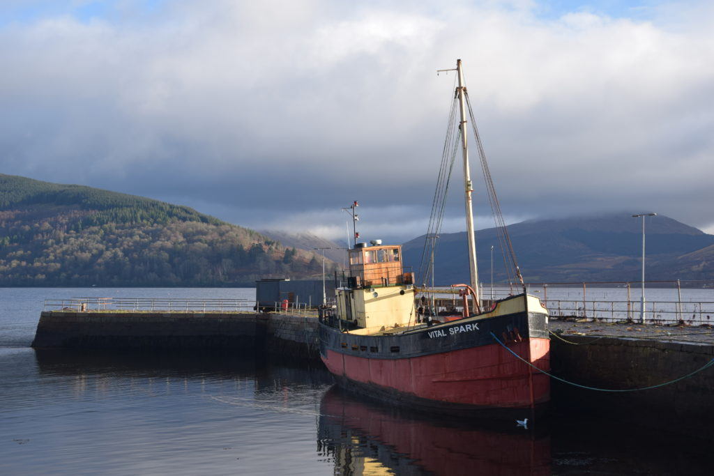 Community control could be the future for Inveraray Pier