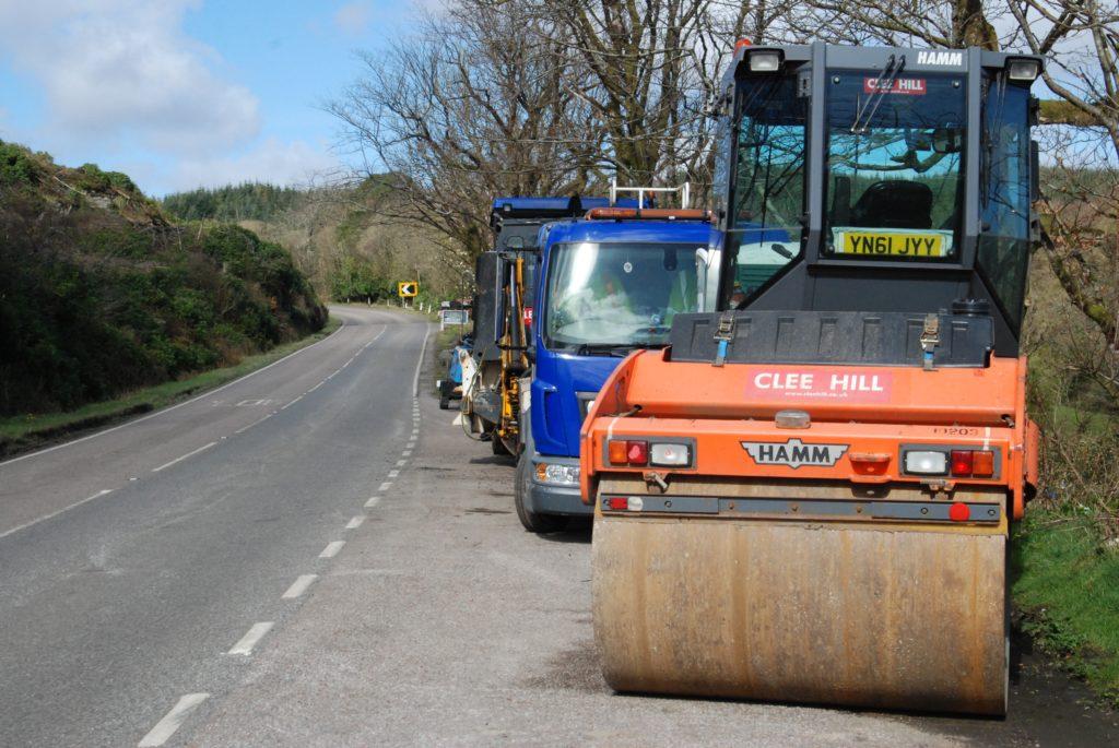 A83 roadworks will mean overnight closures near Inveraray