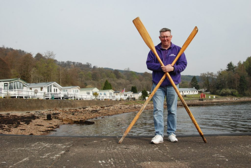 Skiffs and laughs in store on Loch Fyne