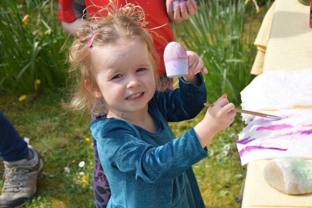 Kilmartin Easter is a hopping good time