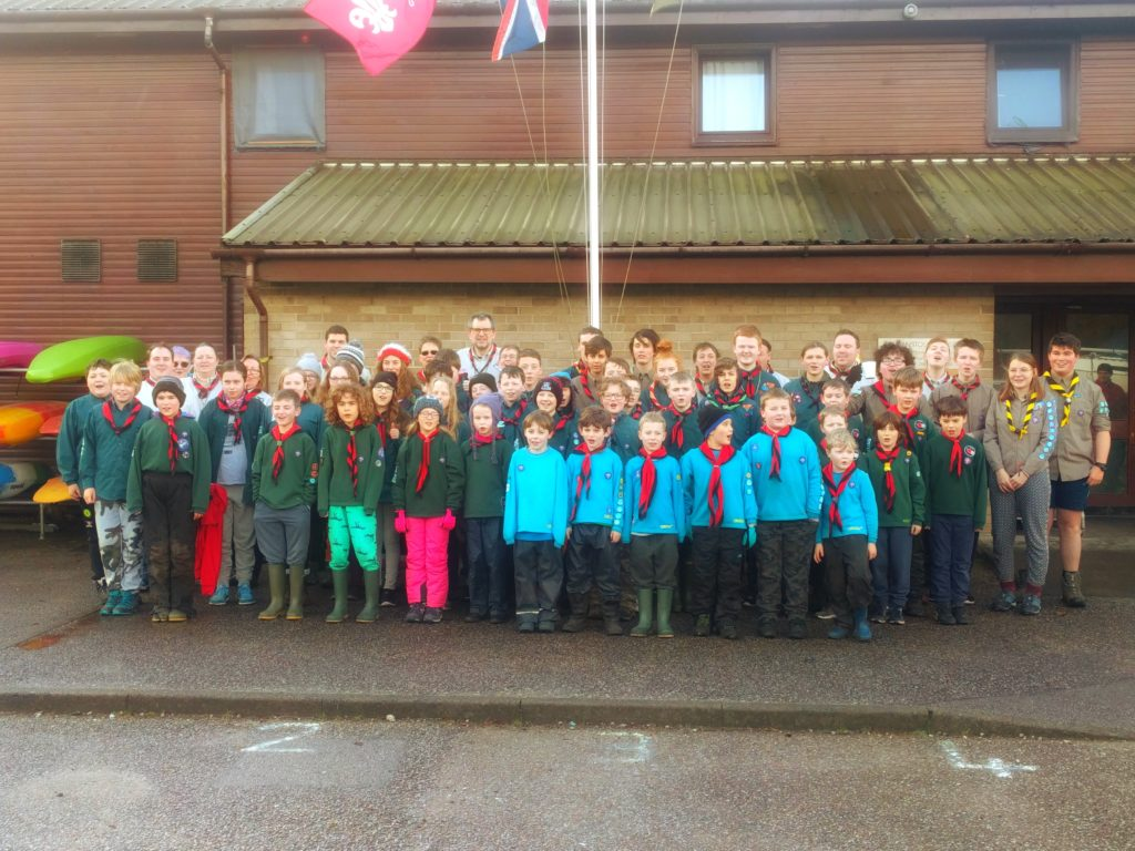 19th Argyll Scout Group celebrates 'awesome' achievements