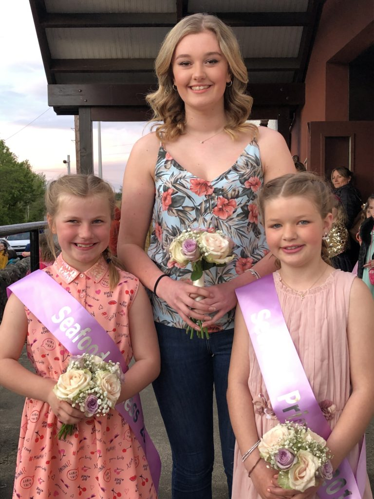 Nell selected as Tarbert Seafood Festival Queen