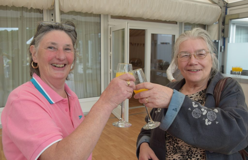 Dochas treats carers to luxury break in Portavadie
