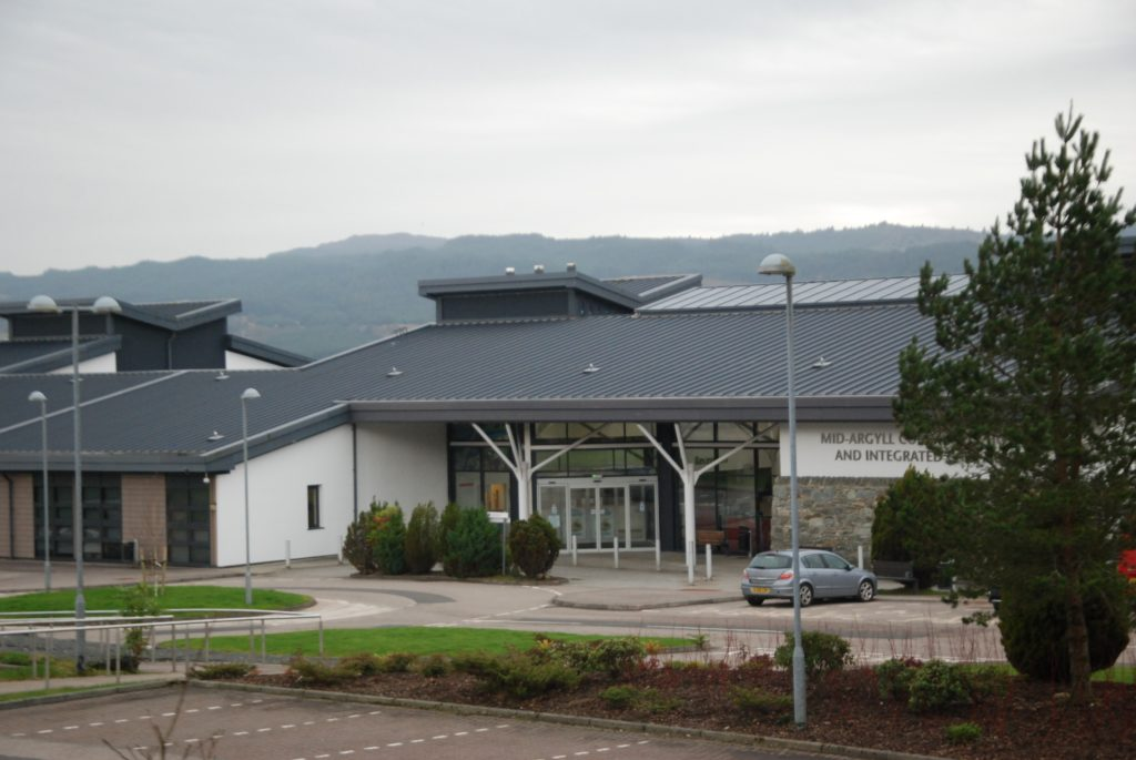 Lochgilphead protest planned against 'inhumane' dementia unit closure