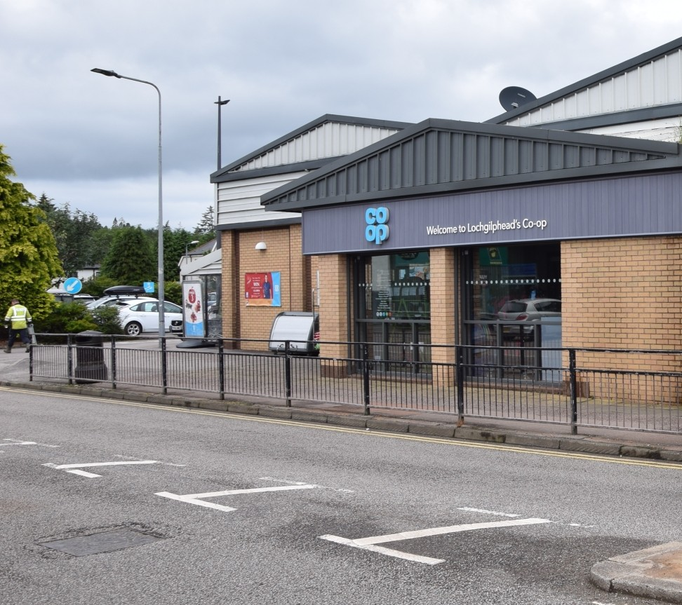 Safety the priority at Lochgilphead Co-op
