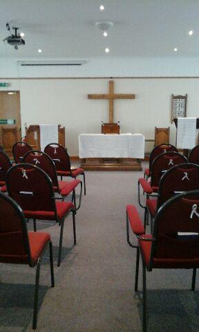 A welcome awaits at Kilmartin church