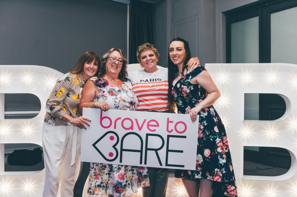 Yvie Braves to Bare for Rainbow Valley
