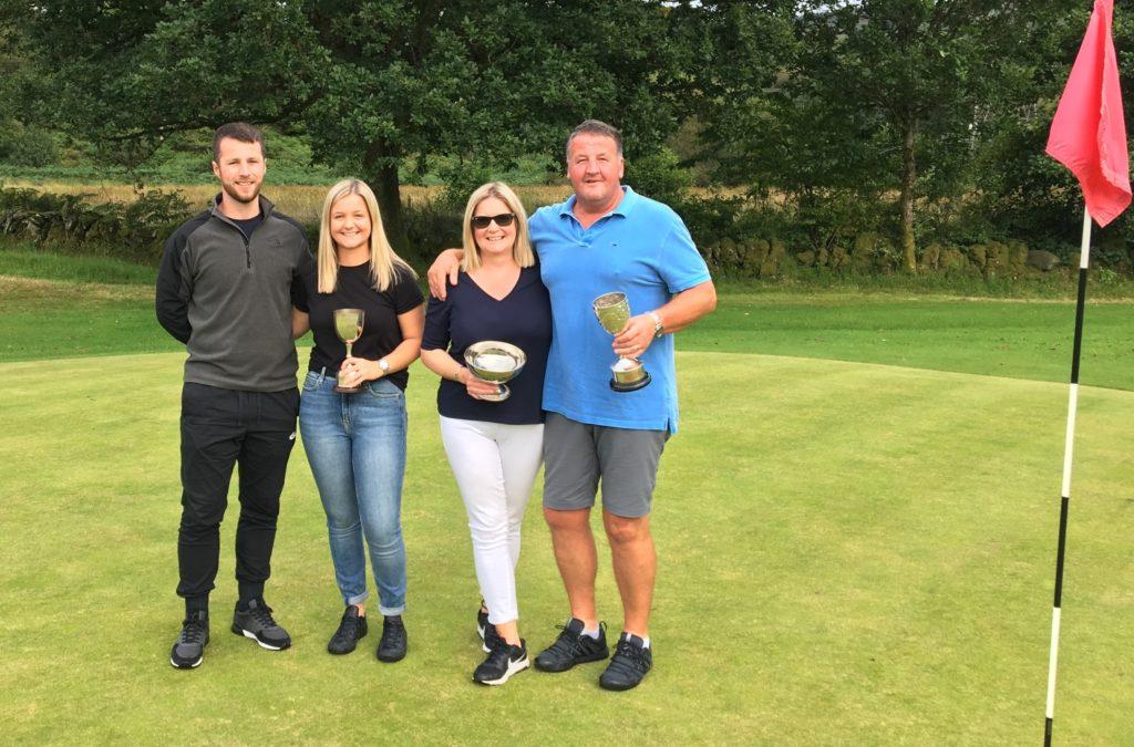 Macalister wins Tarbert golf championship
