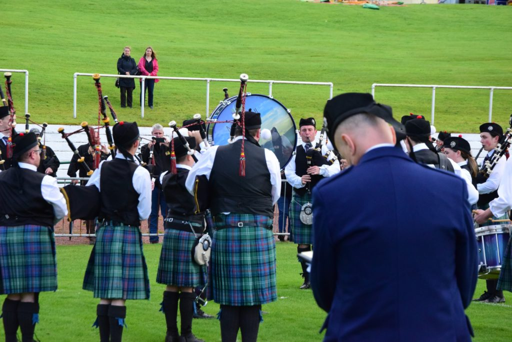 Skill, strength and musical talent gather for Cowal extravaganza
