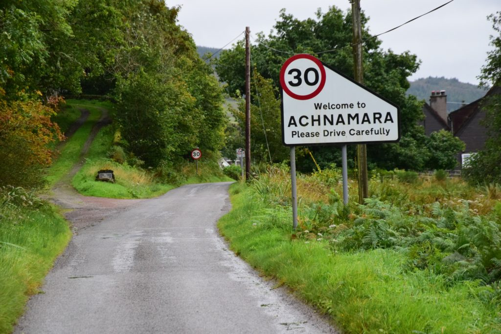 What's in an Argyll place name?