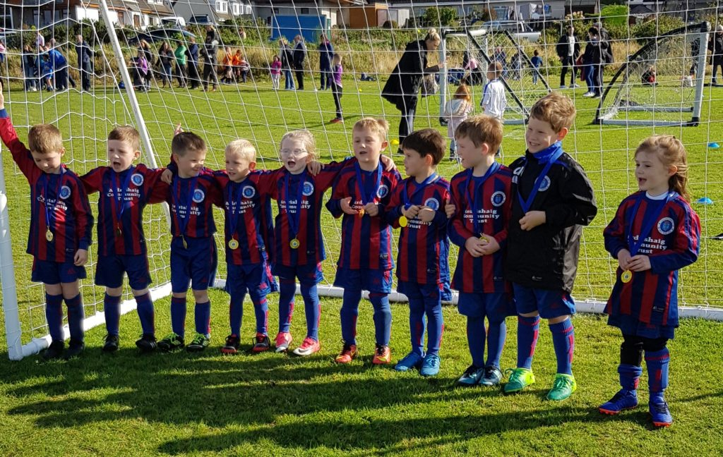 September festival fun for soccer kids