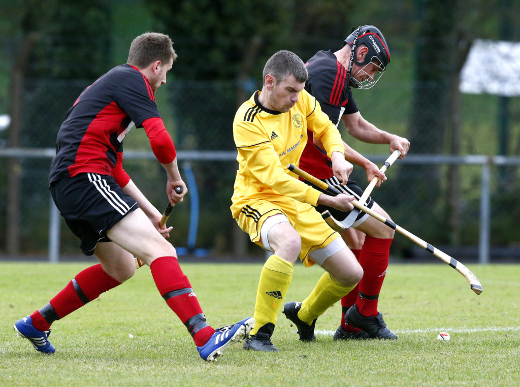 Oban Camanachd defeat seals relegation for Inveraray
