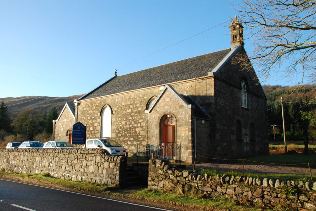 Mid Argyll churches join forces