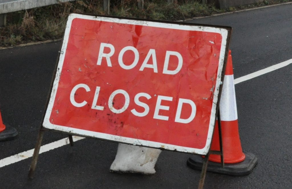 Additional night of road closure between Inveraray and Cairndow