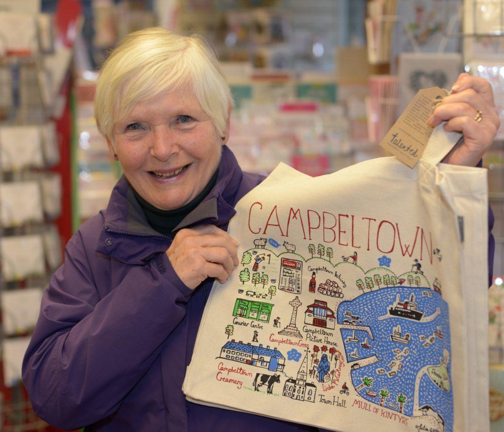 Campbeltown cinema's Jane nominated for BAFTA