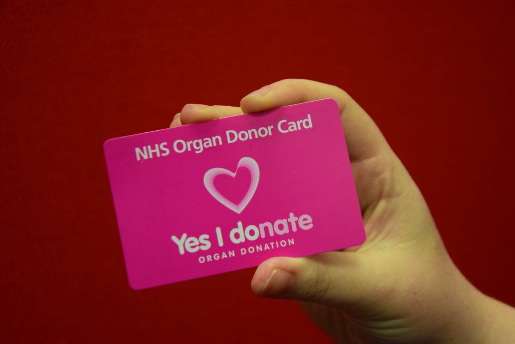 Science Matters – The future for organ donation