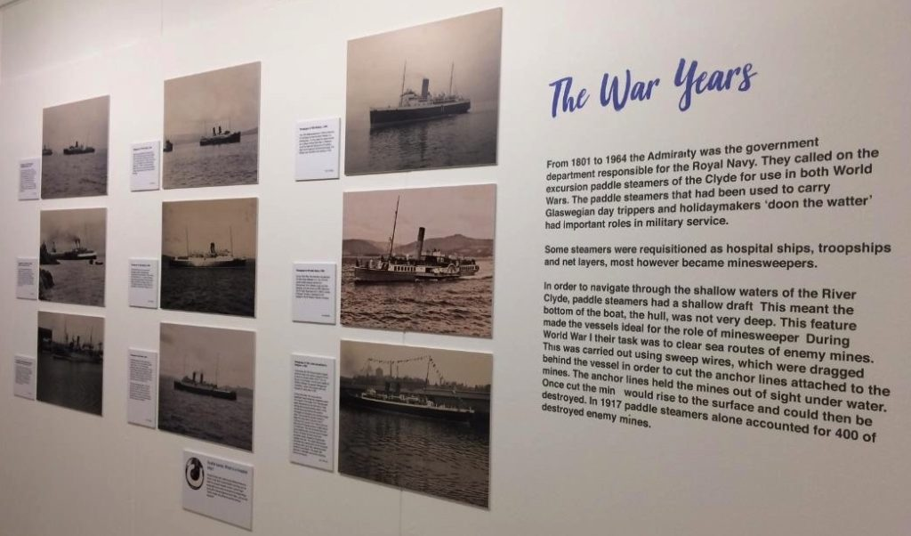 Dunoon family's photography goes on display