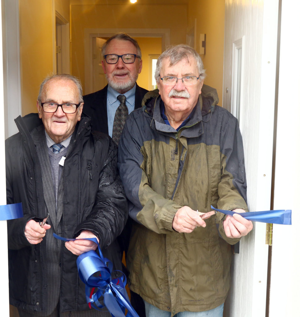 ACHA opens its first Kilmartin homes