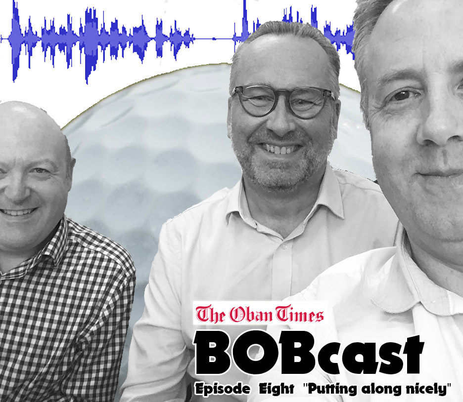 "BOBcast Episode 8 – ""Putting Along Nicely"""