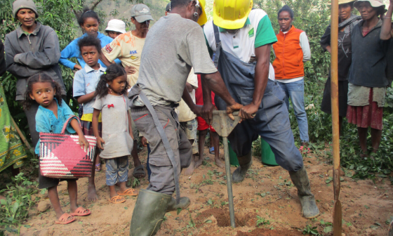A 'hole' lot going on in Madagascar