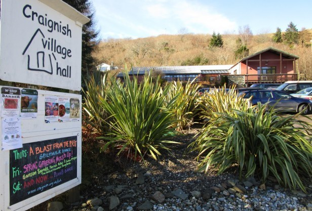 Ceilidh to boost hall funds
