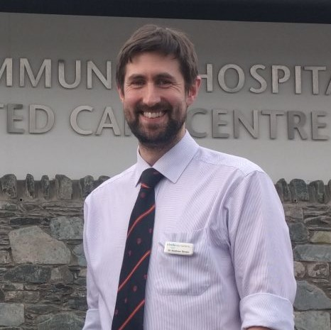 Dr Andrew Strain