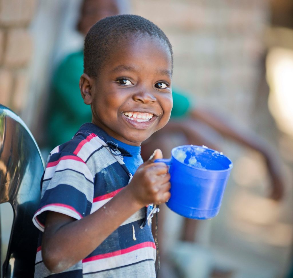 Mary's Meals keeps on serving