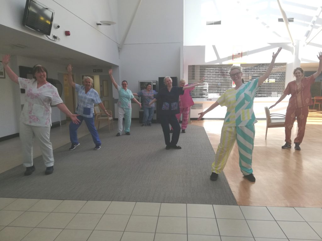 Mid Argyll community delivers on NHS protective equipment