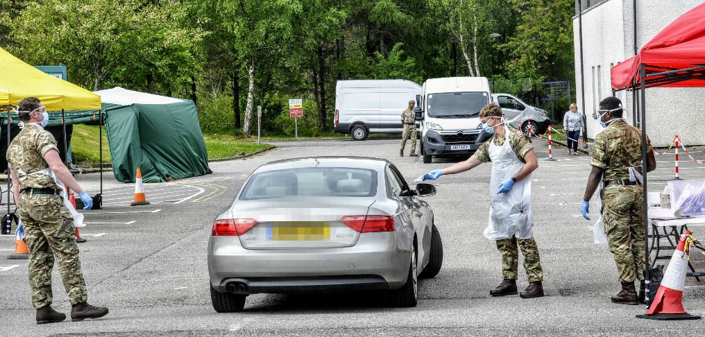 Army testing unit due to set up in Lochgilphead
