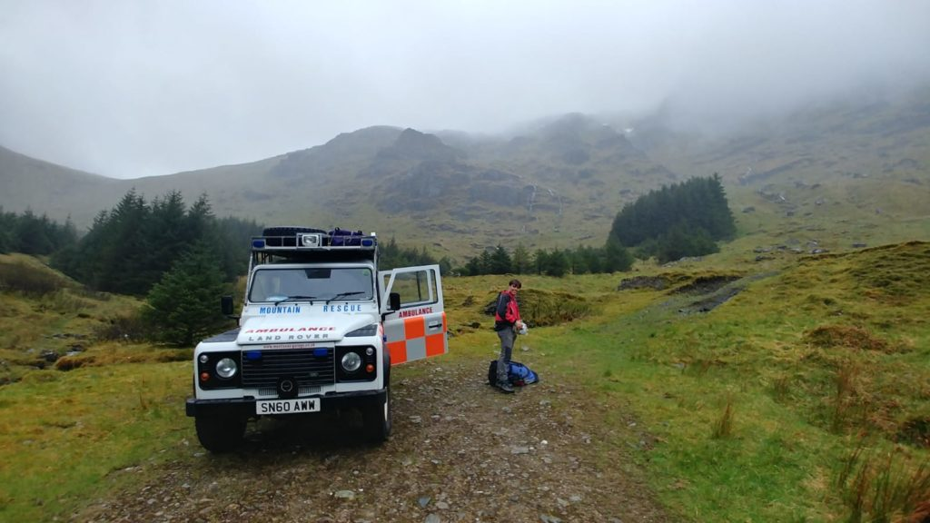 Three fined after Cobbler rescue