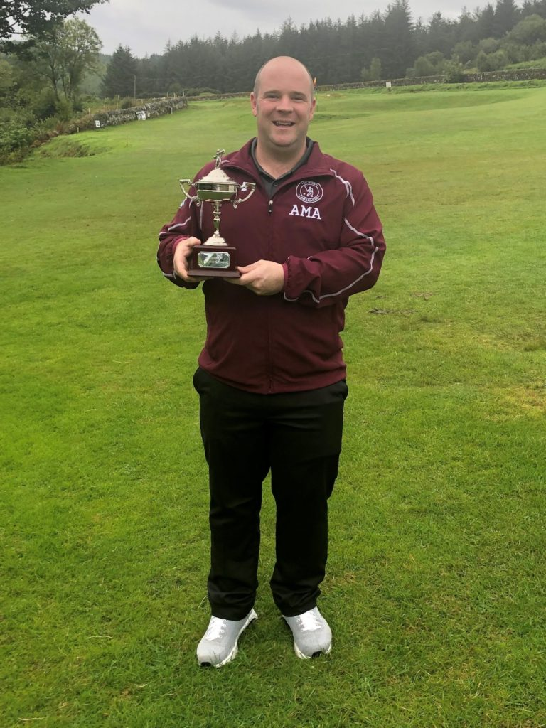 Alister triumphs in new Lochgilphead competition