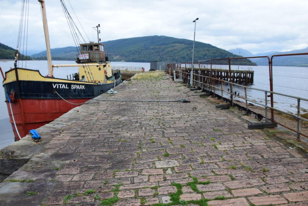 Inveraray launches community bid to buy iconic pier