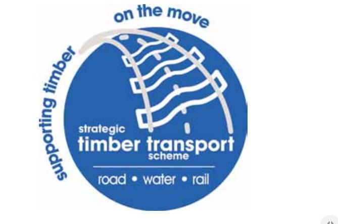 £1.2 million for timber roads