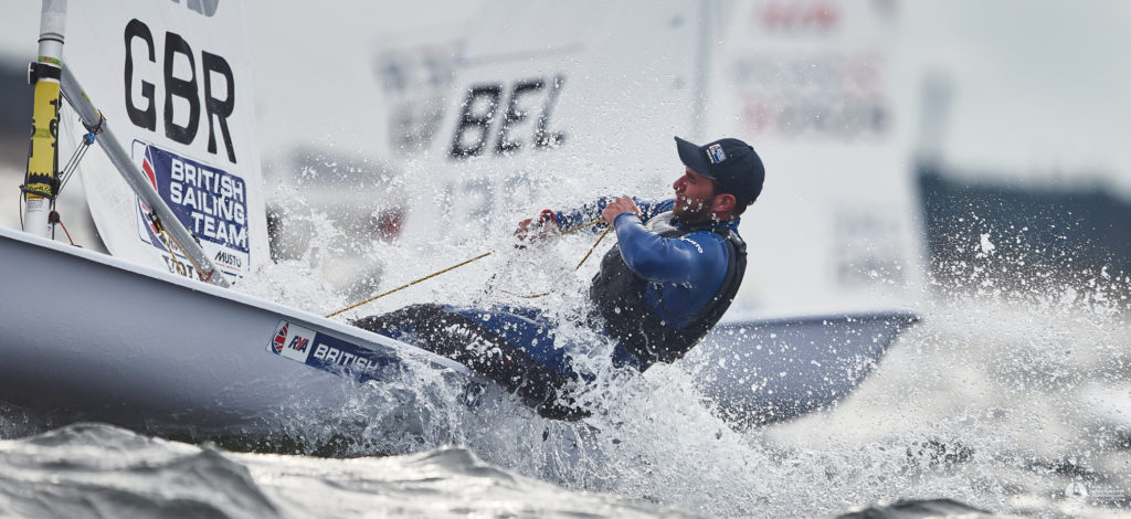 Mid Argyll sailing ace in the Euro medals