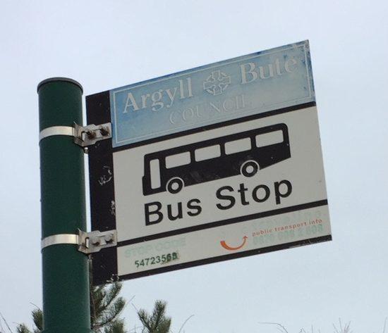 Speak up on council bus services