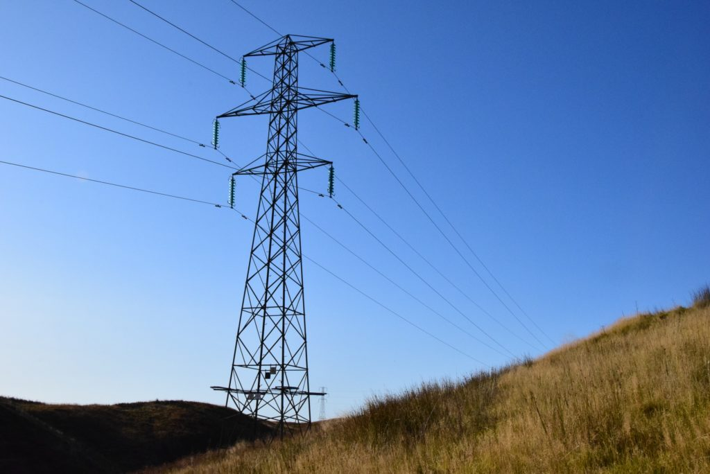Tarbert pylon workers' site approved